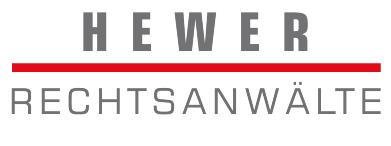 Hewer – Rechtsanwalt in Diez Logo